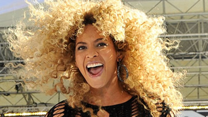 Beyoncé Dazzles on 'Good Morning America'