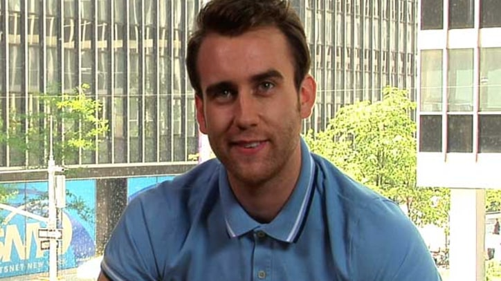 'Harry Potter' Matthew Lewis on the 'Potter' directors