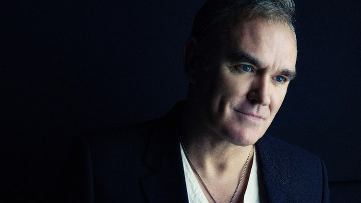 See Morrissey's Spoken-Word Reading of New Track 'Istanbul' - Premiere