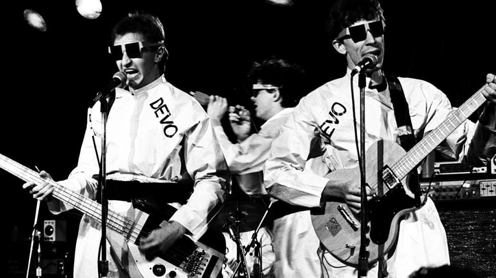Devo Will Devote Next Tour to Early Basement Recordings