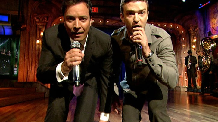 Justin Timberlake and Jimmy Fallon 'History of Rap, Part 2'