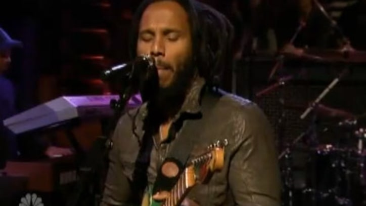 Ziggy Marley 'Forward to Love' on 'Fallon'