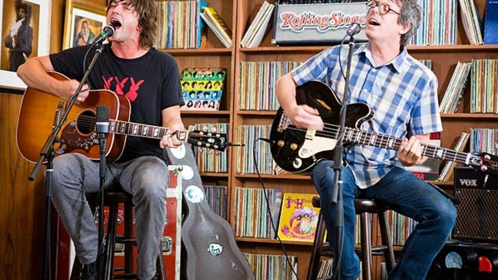 The Old 97's Country rockers sing the Beatles