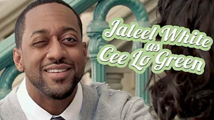 Cee Lo Green 'Cry Baby' featuring Jaleel White
