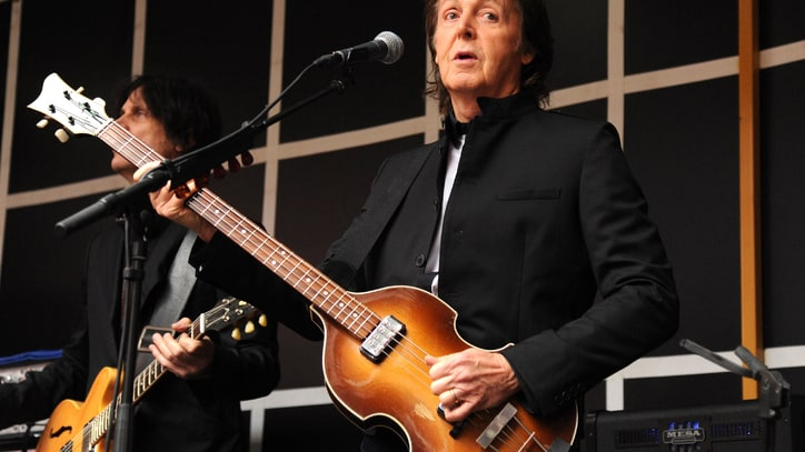 Paul McCartney Cancels Rest of Japanese Tour Due to Illness