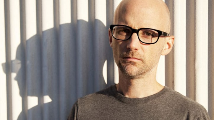 Moby Explores space in new video