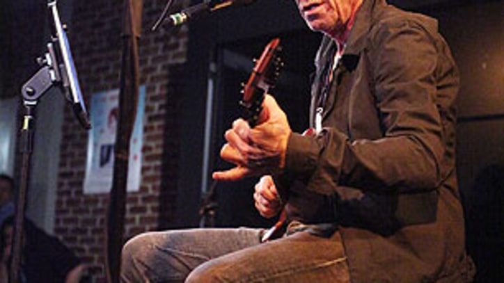 Lou Reed's Manager Arrested for Threatening Recruiter