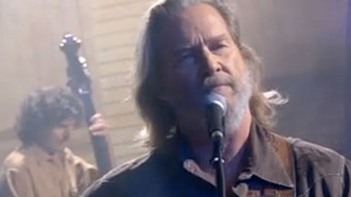 Jeff Bridges 'Maybe I Missed the Point' on 'Colbert'