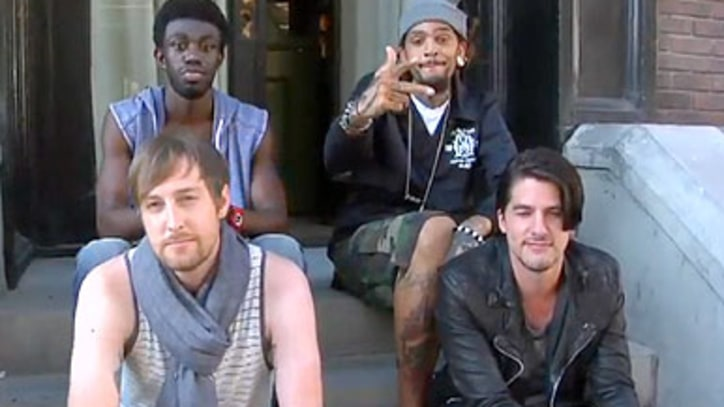 Gym Class Heroes: Behind The Scenes 'Stereo Hearts' featuring Adam Levine