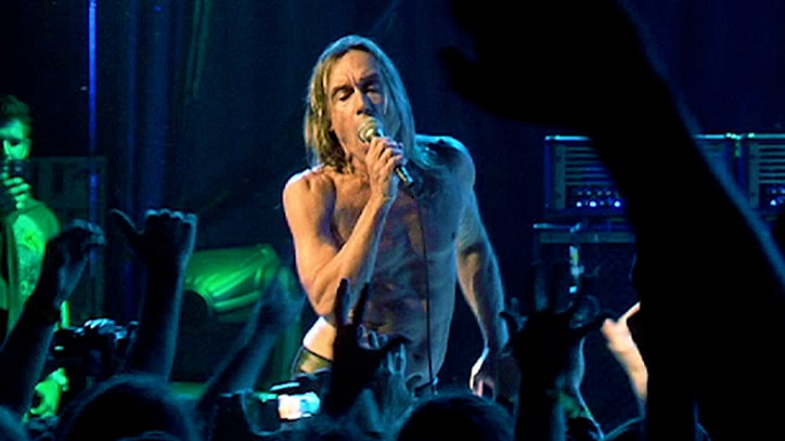 Exclusive: Iggy and The Stooges 'Search and Destroy' Live At ATP