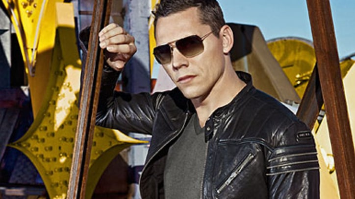 Tiesto Premieres video created by fans
