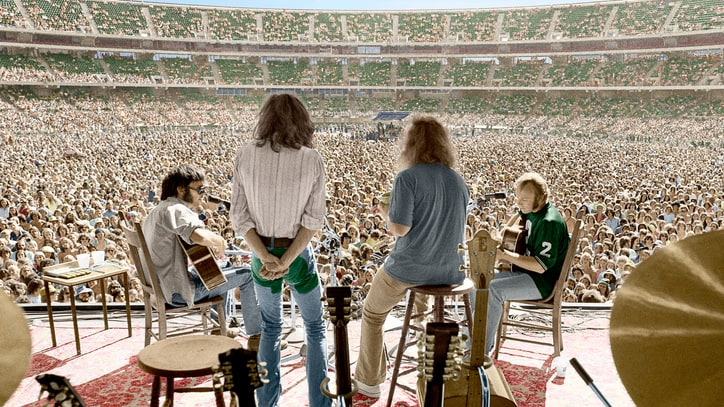 Crosby, Stills, Nash & Young Live 1974 Box Set Out This Summer
