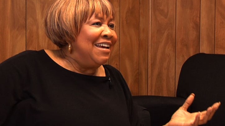 Mavis Staples On hanging with the next generation