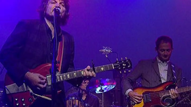 Wilco 'Born Alone' on 'Letterman'