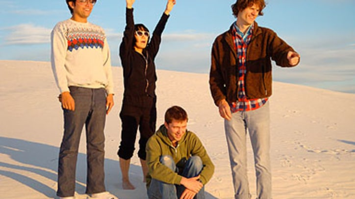 Deerhoof 'Secret Mobilization'