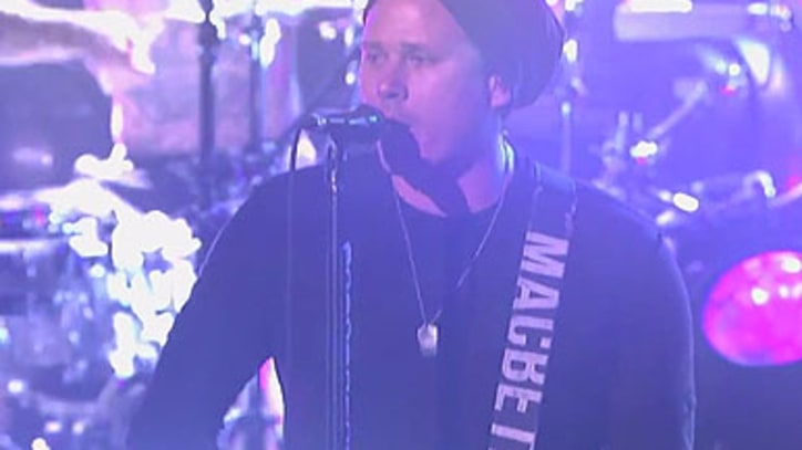 Blink-182 'Up All Night' on 'Kimmel'