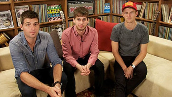 Foster the People On MTV censoring their hit single