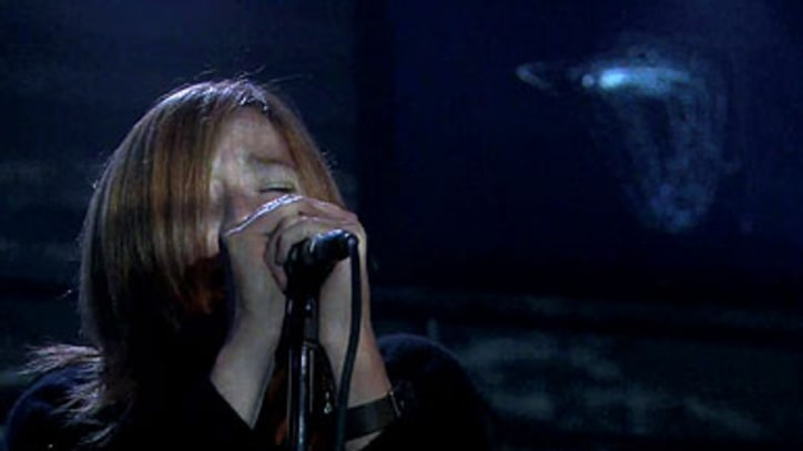 Portishead 'Mysterons' on 'Fallon'