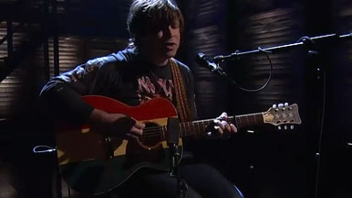 Ryan Adams 'Lucky Now' on 'Conan'
