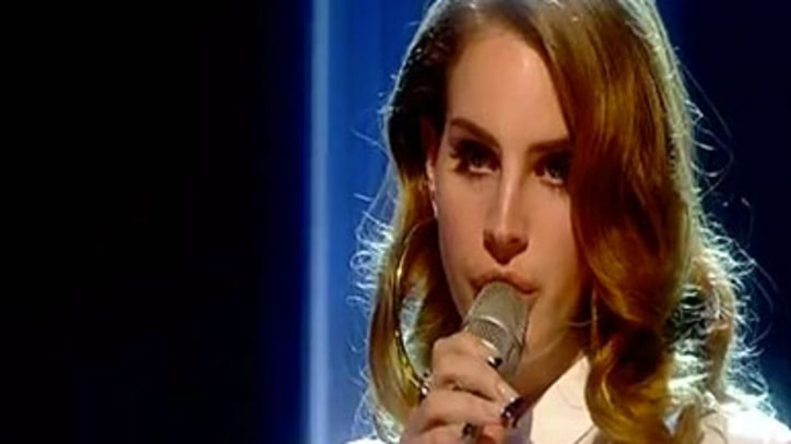 Lana Del Rey 'Video Games' on 'Jools Holland'