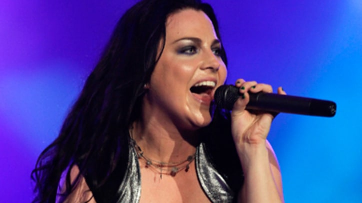 Evanescence 'What You Want' on 'Kimmel'