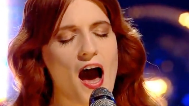 Florence and the Machine 'No Light, No Light' on 'Jools Holland'