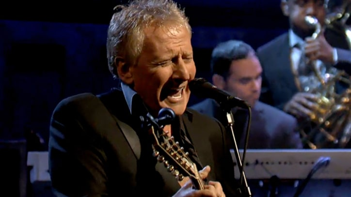 Air Supply 'All Out of Love' on 'Fallon'