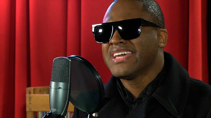Taio Cruz Plays acoustic versions of his hits
