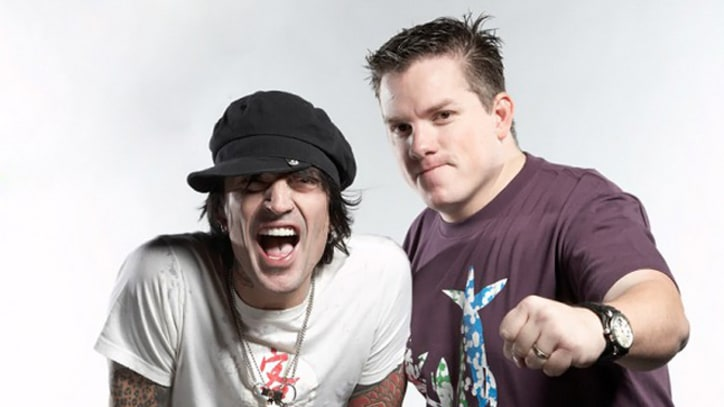 Tommy Lee & DJ Aero Live Duo Gear Up for New Year's Eve, Cruise