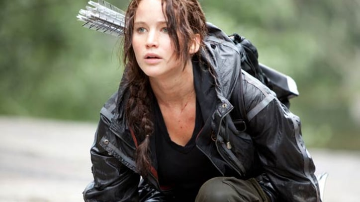 'The Hunger Games' First trailer for the movie arrives