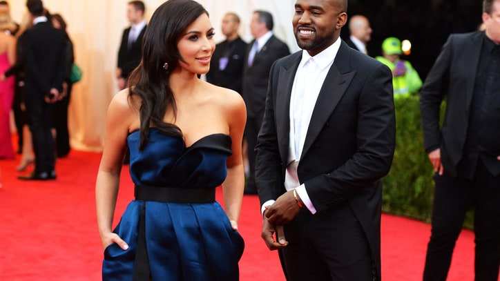 Kanye West Marries Kim Kardashian in Florence