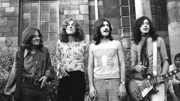 Judge Calls Led Zeppelin Lawsuit Lawyer 'Unprofessional, Offensive'