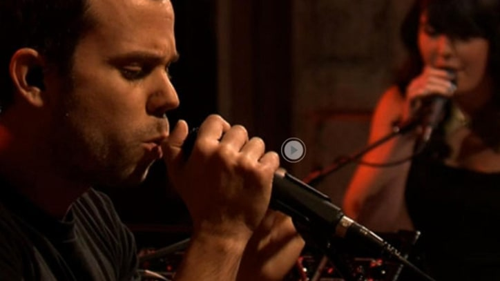 M83 'Midnight City' on 'Fallon'