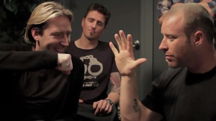 Nickelback Respond to Detroit controversy