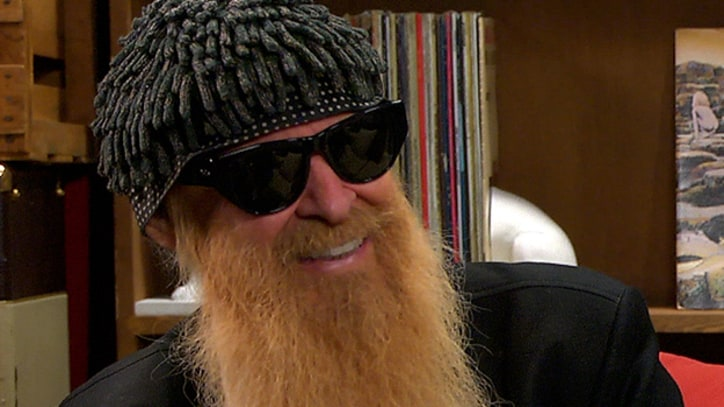 ZZ Top Billy Gibbons on the band's next album