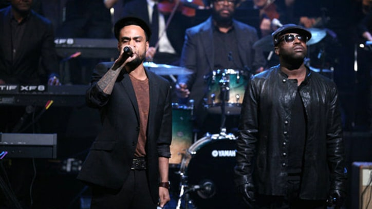The Roots 'Tip the Scale' on 'Fallon'