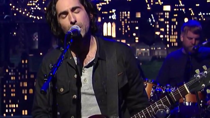 Blitzen Trapper 'Might Find It Cheap' on 'Letterman'