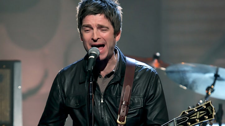 Noel Gallagher's High Flying Birds 'A.K.A. . . What a Life!' on 'Conan'