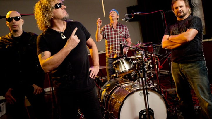 Chickenfoot 'Behind the Foot' spoofs band's new LP