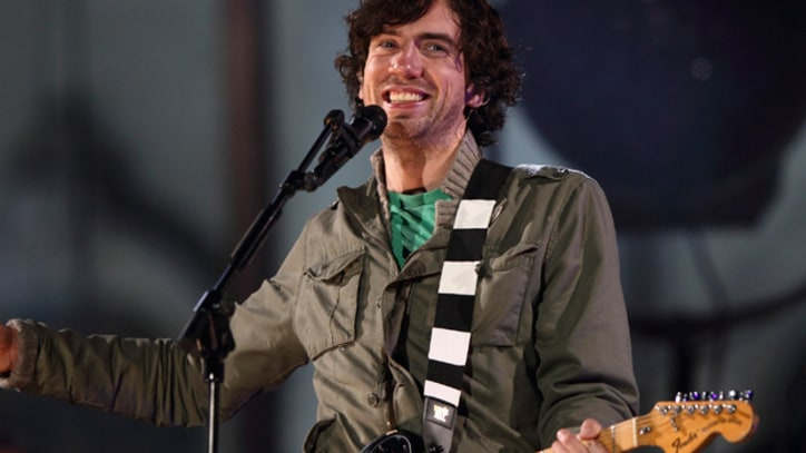 Snow Patrol 'New York' on 'Letterman'