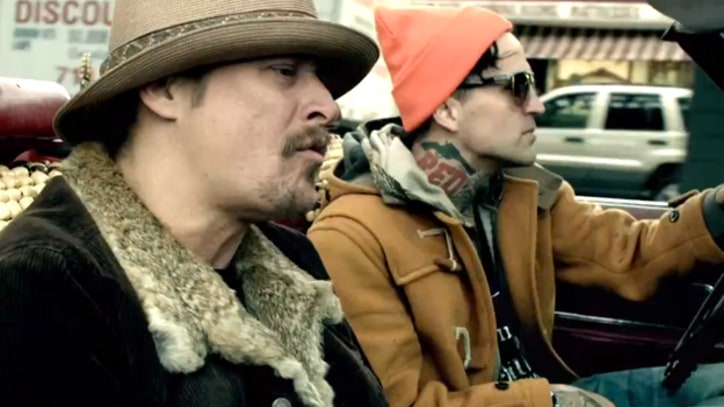 Yelawolf featuring Kid Rock 'Let's Roll'