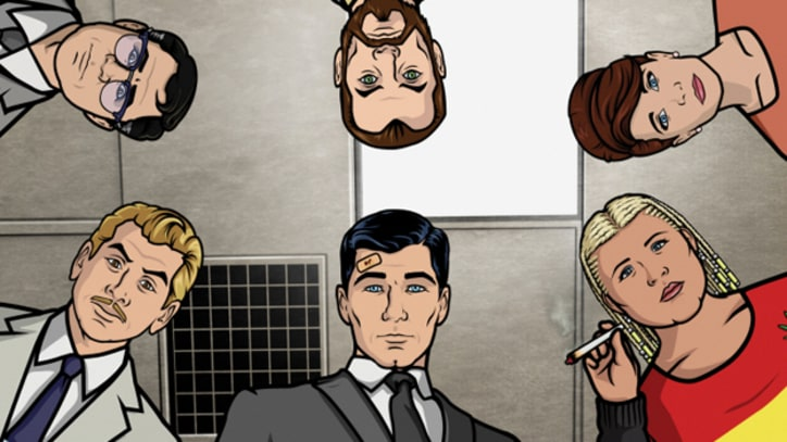 'Archer' FX's bawdy spy series returns