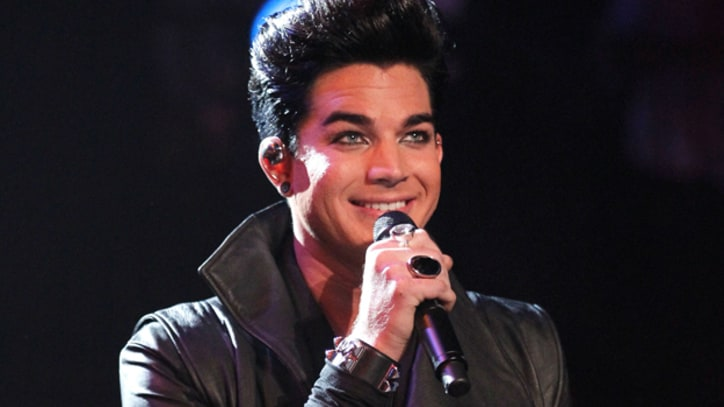 Adam Lambert 'Better Than I Know Myself' on 'Leno'