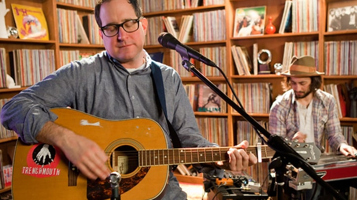 Craig Finn Hold Steady frontman plays acoustic