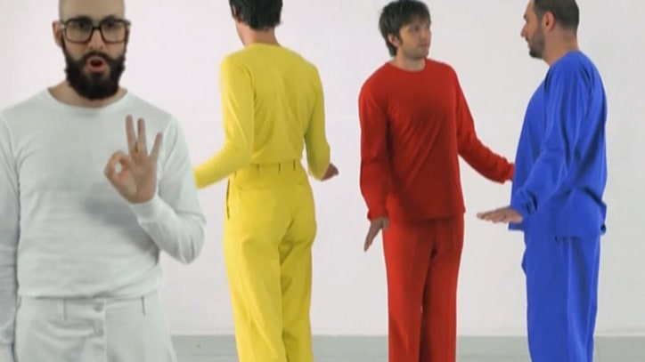OK Go '3 Primary Colors Song'