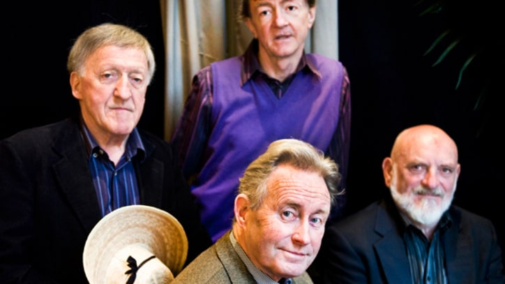 The Chieftains On collaborating with young bands
