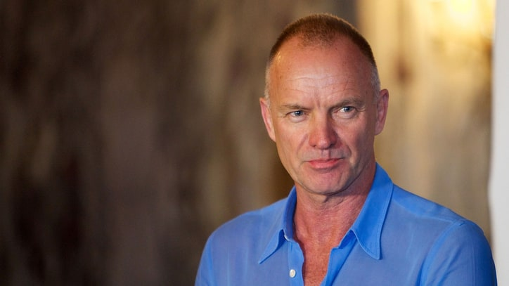 Sting Will Preview Upcoming Broadway Musical at 2014 Tony Awards