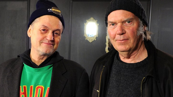 Exclusive: Neil Young Discussing Crazy Horse Reunion