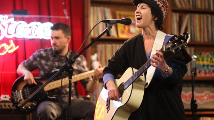 The Cranberries Perform at Rolling Stone