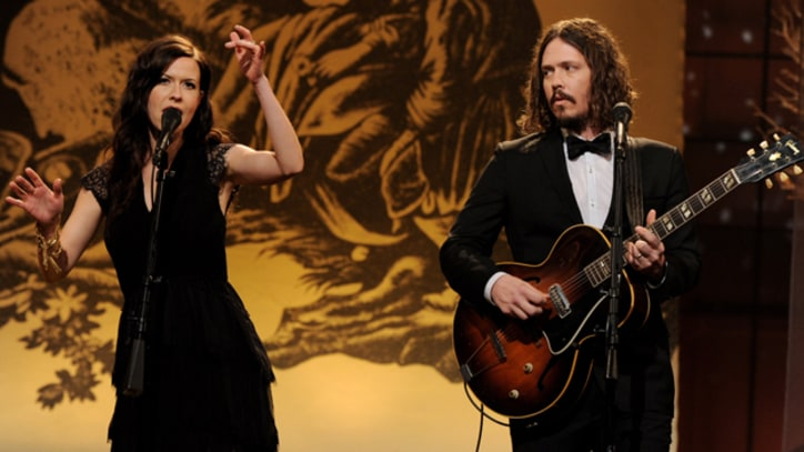 The Civil Wars 'Birds of a Feather' on 'Leno'